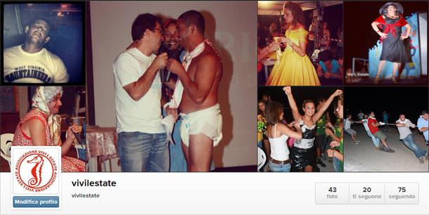 Homepage Instagram Vle